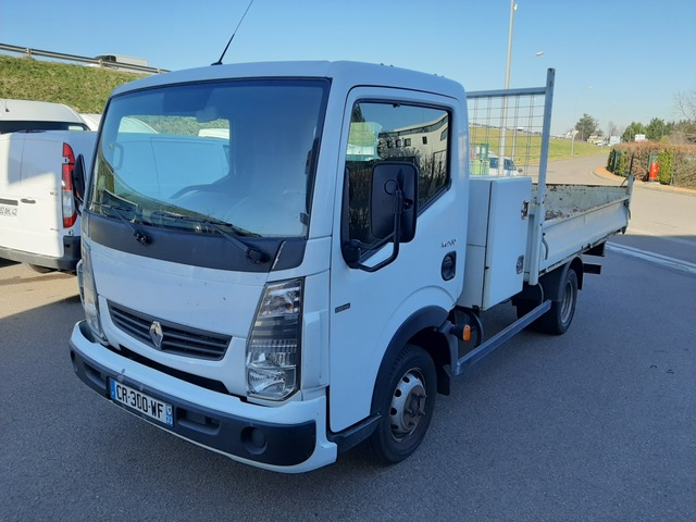 Renault MAXITY RENAULT MAXITY BENNE + COFFRE
