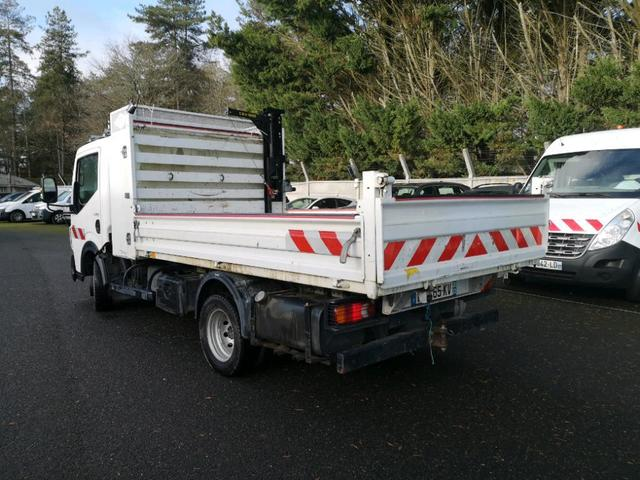 Renault Trucks Renault Trucks Maxity Benne MAXITY 3T5 140CH BENNE COFFRE POTENCE LEVAGE