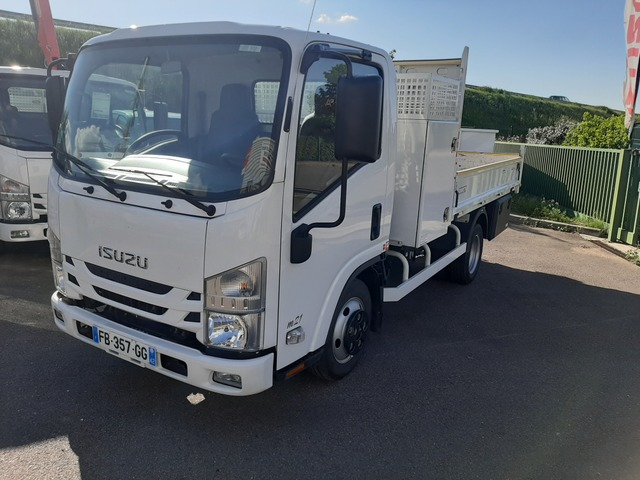 Isuzu ISUZU M21 GROUND  ISUZU M21 GROUND BENNE + COFFRE