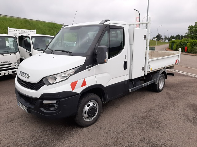 Iveco Iveco Daily Ccb III 35C13 D Empattement 3450 Tor